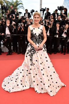 Os looks do Festival de Cannes Dia 2 - Fashionismo