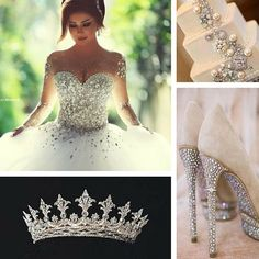 Shine at your Quinceanera! | Quinceanera Ideas | Quinceanera Theme Ideas | Wedding Theme Ideas | Más