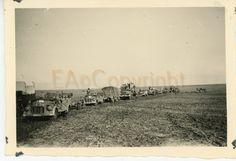 HAMMER LKW Truck Camion Kübelwagen Steyr Russland Tarn Camo Foto in Sammeln & Seltenes, Militaria, 1918-1945 | eBay