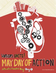 International Worker's Day #occupy