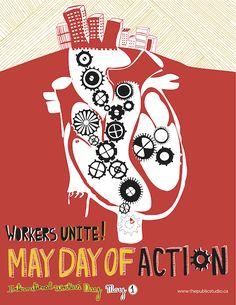 International Worker's Day #occupy