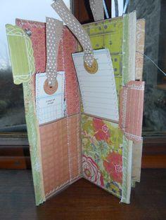 heidi sekouski - file folder journal