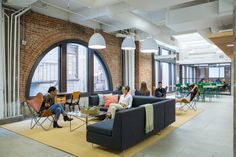NastyGal   Downtown Los Angeles   World's Coolest Offices 2014   Inc.com #office #workplace