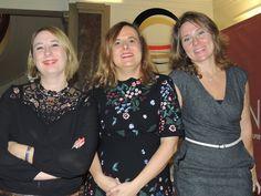 La ganadora y las finalistas del II Premio Titania de Novela Romántica