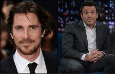 De Batman para Batman. Christian Bale dá conselho para Ben Affleck http://glo.bo/1835Jwz