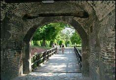A gate of Kalemegdan