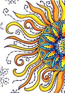 sunshine doodles - Google Search