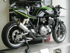 kawasaki zrx1200 cafe racer - Google Search