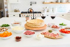 Get tips and tricks on how to throw the perfect pizza party from Lauren Conrad