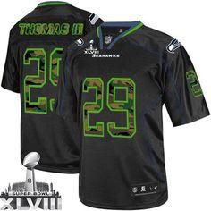 nfl jerseys wholesale Nike Seahawks Richard Sherman Lights Out Black Men s  Stitched NFL Elite Jersey 4f1ecfdd0
