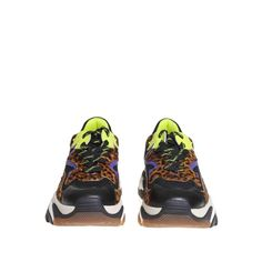 Ash Multicolor Sneakers in Floral-Multicoloured