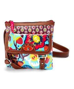 Floral Fantasy Crossbody Bag | zulily