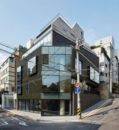 Nonhyeon-dong, Gangnam-gu, Seoul / Facade / Studiowise architecture / Commercial / Bo In Ze