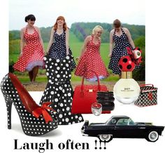 """""""Laugh often!!"""" by delomaruth on Polyvore"""
