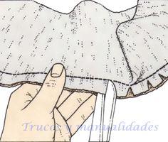 Como hacer una costura curva 2