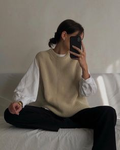 Aesthetic Fashion, Look Fashion, Aesthetic Clothes, Korean Fashion, Winter Fashion, Modest Fashion, Fashion Outfits, Womens Fashion, Fashion Trends