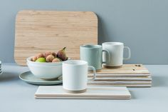 Olio fra Royal Doulton er nytt i våre butikker. Lekre, duse farger på flott keramikk til helt utrolige priser. Middagstallerken til kun 139. Du finner utvalget i din Designforevig-butikk!