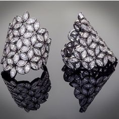 Marquise madness. @melissakayejewelry That is all. #diamonds #jewelrystateofmind✨