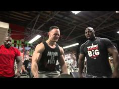 Complete Chest and Back routine | Ct Fletcher | Mike Rashid | Bobby Binion - YouTube