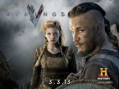 looking forward to this series about Vikings