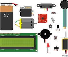 Sometimes, you just can't seem to figure out how to get a circuit to work out! This instructable will help you use your electronics in the way they were meant to be used by showing you how to connect them to your Arduino board.