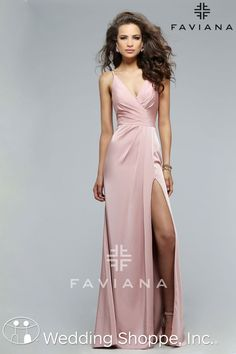 Faviana Prom Dress 7755