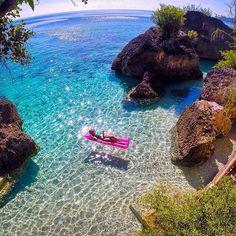 Oslob, Cebu, Philippines #asiantravel #lagoon #travelcebu