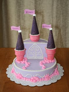 Princess cake idea