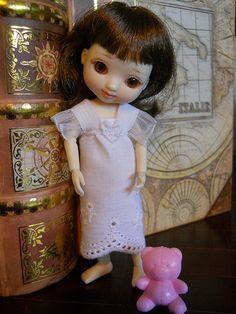 Amelia Thimble Nightgown
