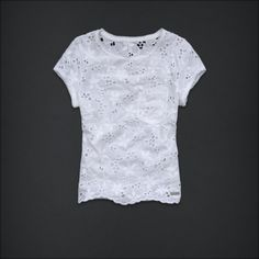 abercrombie kids - Shop Official Site - girls - clearance - fashion tops - short sleeve - daphne