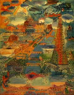 Cruisin Over Sixty Raoul Dufy