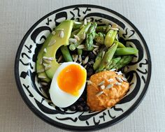 Food as Energy, Part II (Black Bean Breakfast Bowl) — Whole Nourishment