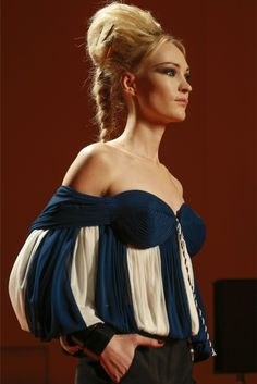 GBI ™: JEAN PAUL GAULTIER HAUTE COUTURE SPRING/SUMMER 2013 COLLECTION