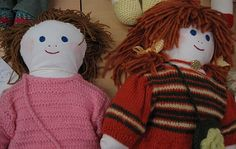 UNICEF-nuket --UNICEF-rag dolls