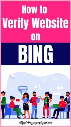 Verifying your website on Bing is as important as doing it on Google. In this article, we have shared steps using which you can verify your website on Bing Webmaster tool. Also, we have shared the benefits for the same.   | Set up Bing Webmaster tool | Submit a Website on Bing | Add sitemap on Bing |   #bing #bingwebmastertool #websiteverification #generatetraffic Click And Go, Webmaster Tools, I Site, Verify, How To Start A Blog, Search Engine, Seo, Web Design