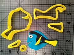 to nemo dory cookies 1 dozen on etsy see more from etsy 4 cookie ...