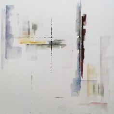 Aquarelle, Lumière directe, Jean-Marc de Mourat 2016