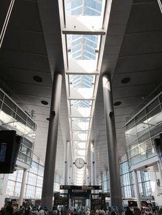 Copenhagen Kastrup airport, Denmark