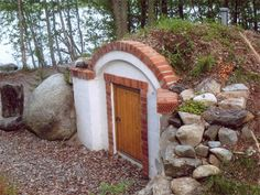 lovely root cellar