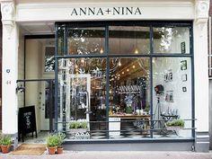 Anna + Nina Amsterdam Centrum | Concept store