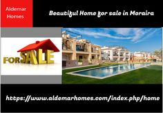 There are many villas for sale in Moraira which can be a perfect Home for you. If you have a joint family then Moraira are the best choice for you.