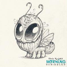 Morning+Scribbles+#299