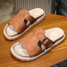 394e3ed68d54 Women Adjustable Buckle Comfortable Casual Sandals  Banggood  Women   Adjustable  Buckle  Comfortable