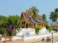 Royal Palace Museum Lang Prabang, Laos