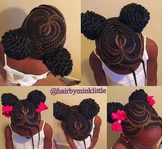 Super Cute With @hairbyminklittle - http://community.blackhairinformation.com/hairstyle-gallery/kids-hairstyles/super-cute-with-hairbyminklittle/