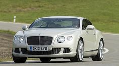 Bentley's Continental GT Speed is designed to stem the rise of the luxury SUV (2) by thetoptier, via Flickr