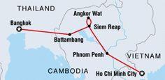 Intrepid Cambodian Traveller Tour