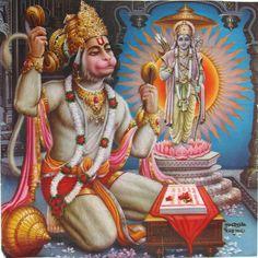 Lord Hanuman Hindu God