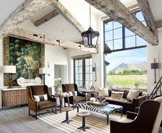 Bullrush farmhouse, WY. CTA Architects Engineers, Kalispell, MT. O.O