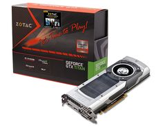 Win a Zotac GeForce GTX Titan graphics card - Graphics - Feature - HEXUS.net